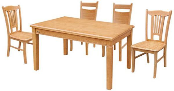 For making dining table and chair