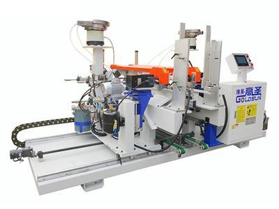 Automatic Double End Drilling Dowelling Tenoner