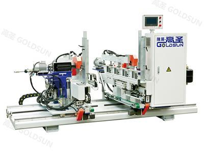 Fixed Length Cutting Notching Grooving Drilling Machine