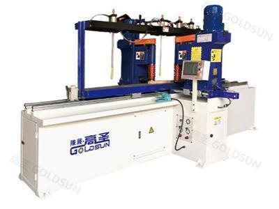 Automatic Wood Copy Shaper Machine